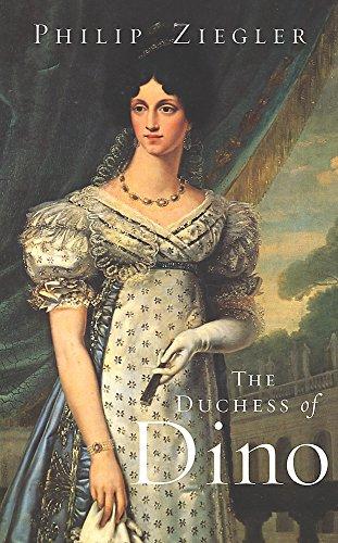 9781842125861: The Duchess of Dino (Phoenix Press)