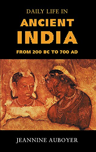 9781842125915: Daily Life in Ancient India: From 200 BC to 700 AD