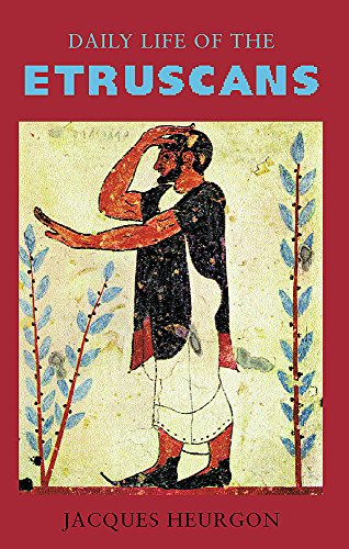 9781842125922: Daily Life of the Etruscans (Phoenix Press)