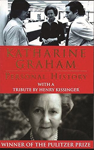 A Personal History (1842126016) by KATHARINE GRAHAM