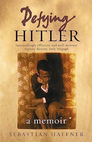 9781842126608: Defying Hitler: A Memoir