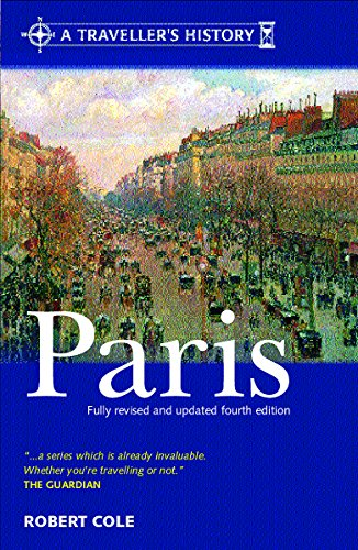 9781842126837: A Traveller's History of Paris