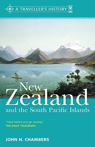 A Traveller's History of New Zealand &: Chambers, John H.