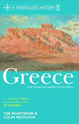 9781842126912: A Traveller's History of Greece