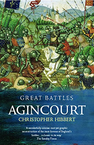 9781842127186: Agincourt (Great Battles)