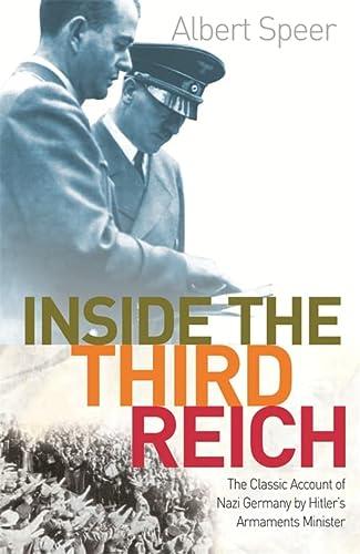 Inside The Third Reich: Speer, Albert