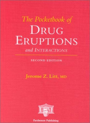 9781842140314: The Pocketbook of Drug Eruptions and Interactions, Second Edition