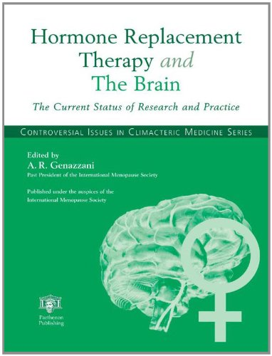 9781842141687: Hormone Replacement Therapy and The Brain (Controversial Issues in Climacteric Medicine Series)