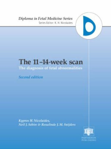 9781842143063: 11-14 Week Scan: The Diagnosis Of Fetal Abnormalities