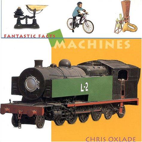 9781842150856: Machines (Fantastic Facts)