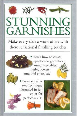 9781842151617: Stunning Garnishes (Cook's Essentials)