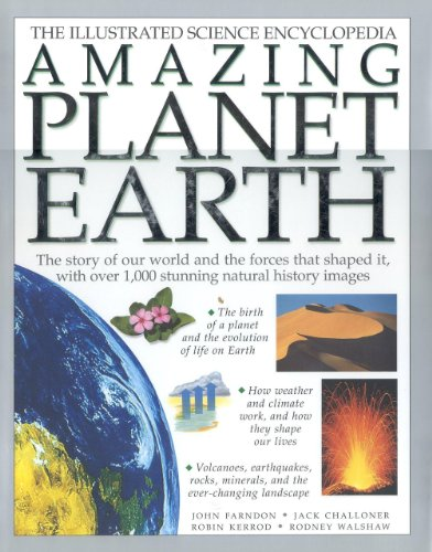 9781842152256: Amazing Planet Earth: The Elemental Forces that Shape Our World (Illustrated Encyclopedia)