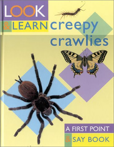 9781842152843: Creepy Crawlies: Look and Learn