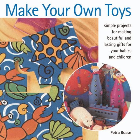9781842153154: Make Your Own Toys
