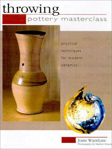 9781842153277: Throwing: Pottery Masterclass--Practical Techniques for Modern Ceramics