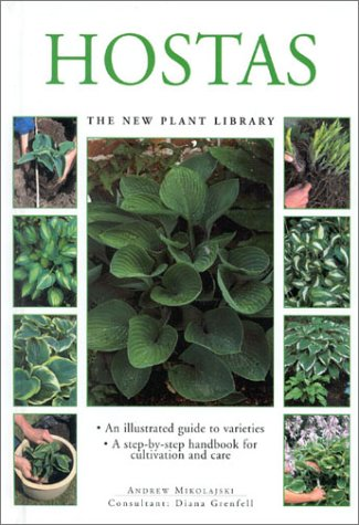 9781842155158: Hostas (Little Plant Library)