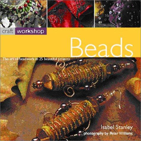 9781842155851: Craft Workshop: Beads