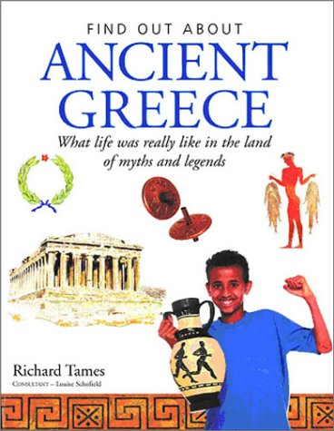 9781842156193: Ancient Greece (Find Out About (Southwater (Firm)).)