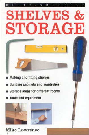 9781842156667: Do It Yourself: Shelves and Storage (DIY Essentials)