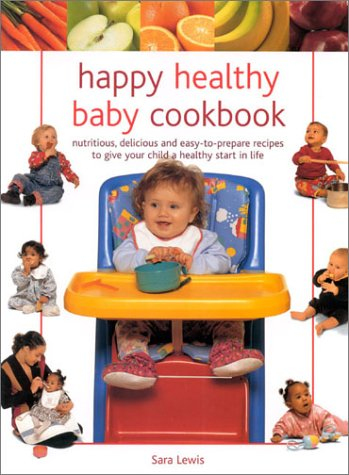 Baby Cookbook: Sara Lewis