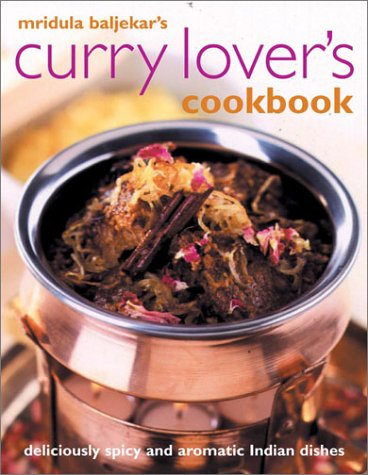 9781842157992: Curry Lover's Cookbook
