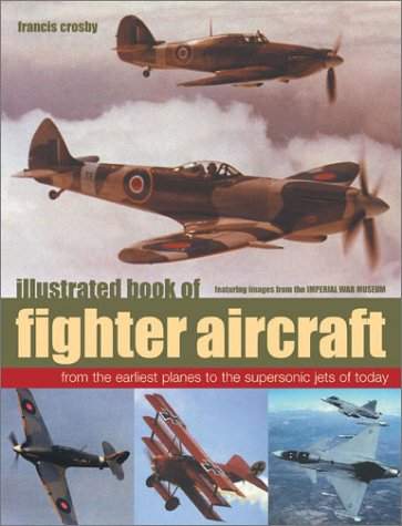 Illustrated Book of Fighter Aircraft