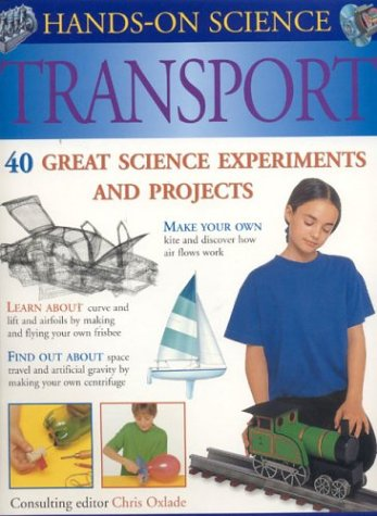 9781842158579: Transport: Hands-on Science Series