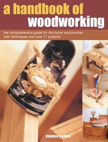 9781842158883: A Handbook of Woodworking