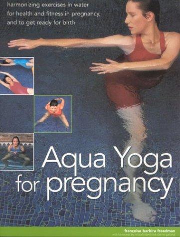 9781842159378: Aqua Yoga for Pregnancy