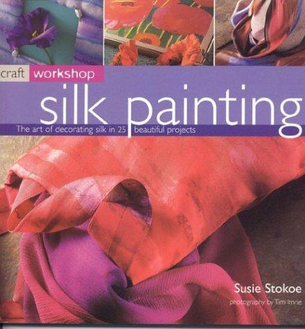 9781842159521: Silk Painting (Craft Workshop)