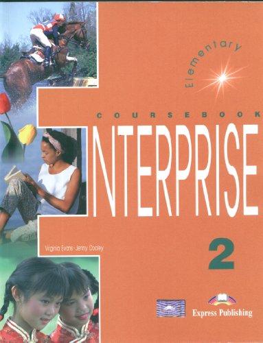 Enterprise: Elementary Level 2: Evans, Virginia, Dooley,