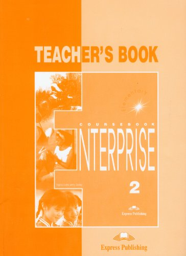 9781842161067: Enterprise: Elementary Level 2