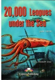 Level 1 Beginner - 20,000 Leagues Under the Sea (9781842161807) by Verne, Jules; Gray, Elizabeth