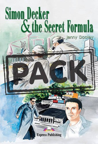 Simon Decker and the Secret Formula (1842161970) by Dooley, Jenny