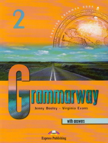 9781842163665: Grammarway: With Answers Level 2