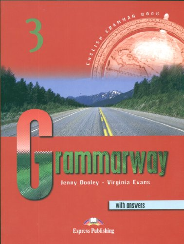 9781842163672: Grammarway 3 Student's Book with answers [Lingua inglese]: Vol. 3