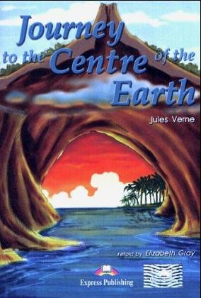 9781842163900: Journey to the Centre of the Earth: Reader and Activity Book