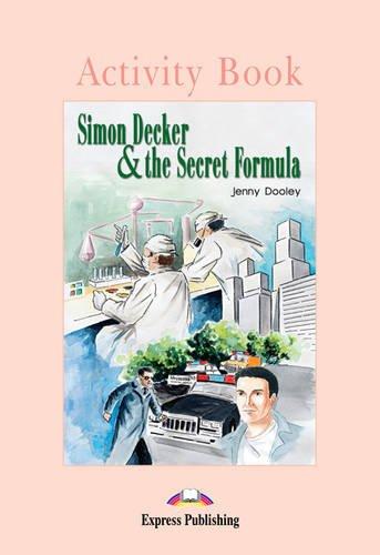 9781842164754: Simon Decker and the Secret Formula: Activity Book (International)