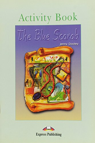 9781842164778: The Blue Scarab: Activity Book (International)