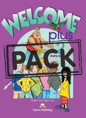 9781842165232: Welcome Plus: Pupil's Book Level 2