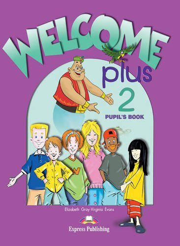 9781842165249: Welcome Plus: Pupil's Book Level 2
