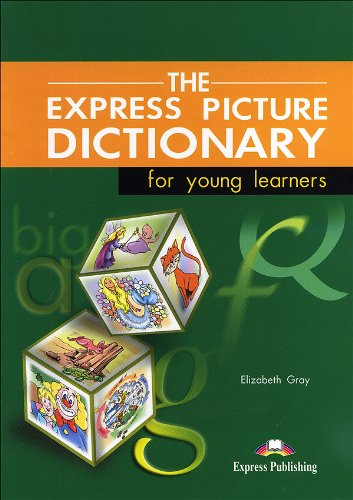 9781842166093: The Express Picture Dictionary for Young Learners: Student's Book