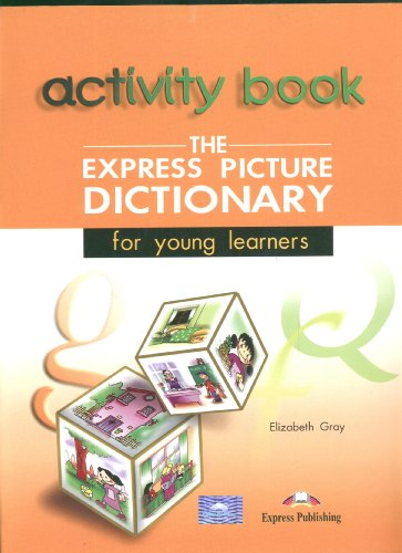 9781842166109: The Express Picture Dictionary for Young Learners: Activity Book