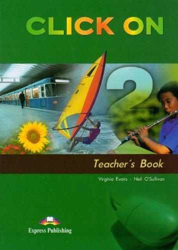 9781842167021: Click on: Teacher's Book Level 2