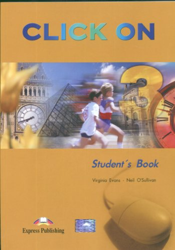 9781842167236: Click on: Student's Book Level 3