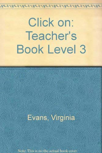 9781842167243: Click on: Teacher's Book Level 3