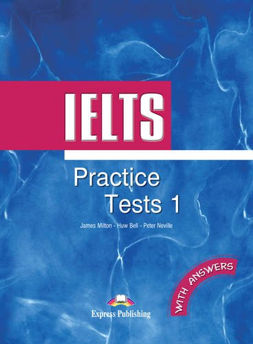 IELTS Practice Tests: Teacher's Book Level 1: Milton, James, Blake,