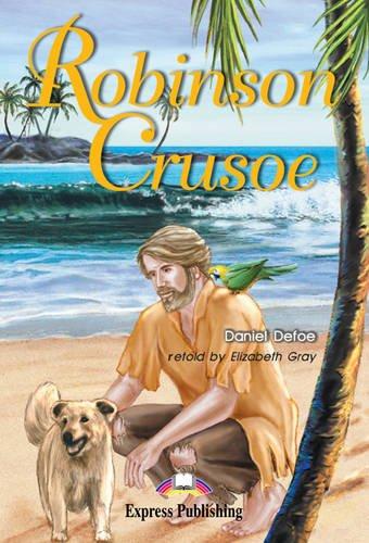 Robinson Crusoe: Reader: Elizabeth Gray