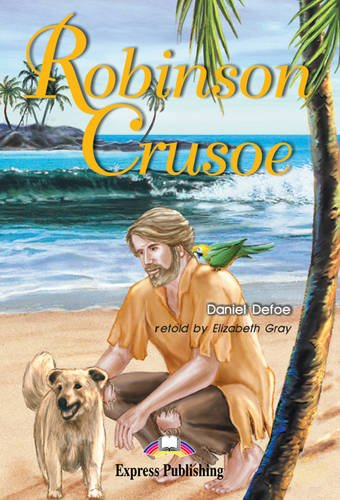 9781842167953: Robinson Crusoe: Reader