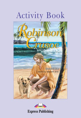 9781842167977: Robinson Crusoe: Activity Book
